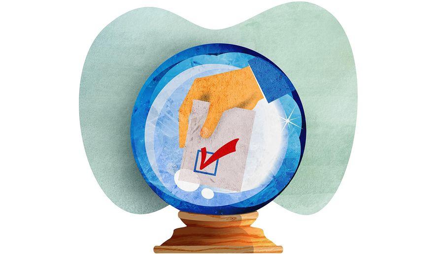 Mencken's Musings on Politics Illustration by Greg Groesch/The Washington Times