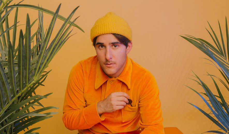 Zac Farro of Halfnoise.  (Zachary Gray)