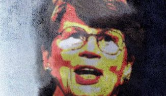 Janet Reno Legacy Illustration by Greg Groesch/The Washington Times