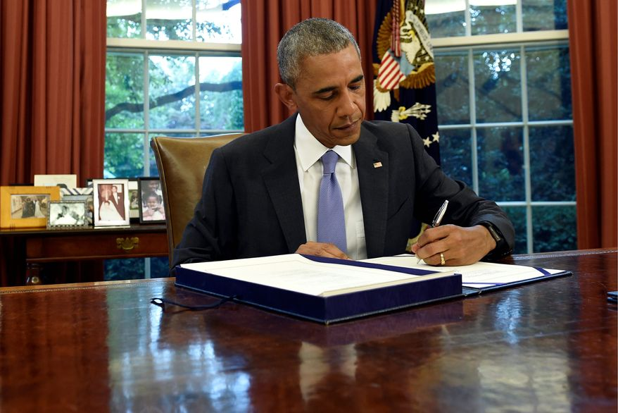For President Obama, who already has set records for the most expansive regulatory agenda in U.S. history, his final months offer a chance to pad his lead and plow new ground, particularly on energy and environmental issues. (Associated Press)