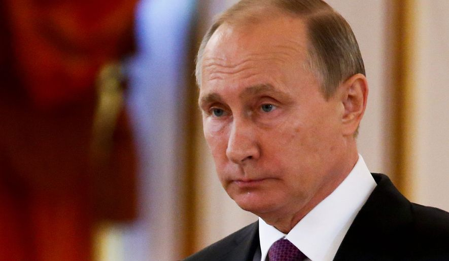 Russian President Vladimir Putin was among the first foreign leaders to send congratulatory messages to President-elect Donald Trump. Heads of state in China, Turkey, Iran and Egypt also voiced words of support for the Republican winner. (Associated Press)