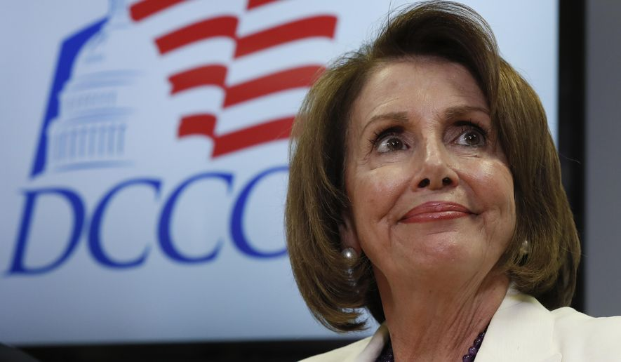 House Minority Leader Nancy Pelosi, 76, has not faced a serious challenge since she took her leadership post in 2003. (Associated Press)