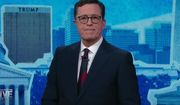 "Comedian Stephen Colbert  ended his Showtime special on the 2016 presidential election by telling the audience he drank ""too much of the poison."" The confession came early Nov. 9, 2016, as the realization set in that Donald Trump would be the next commander in chief. (YouTube, The Late Show) ** FILE **"