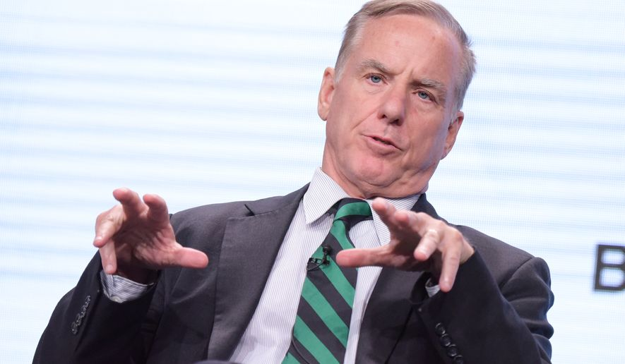 """The dems need organization and focus on the young. Need a fifty State strategy and tech rehab. I am in for chairman again,"" Howard Dean tweeted. (Associated Press)"