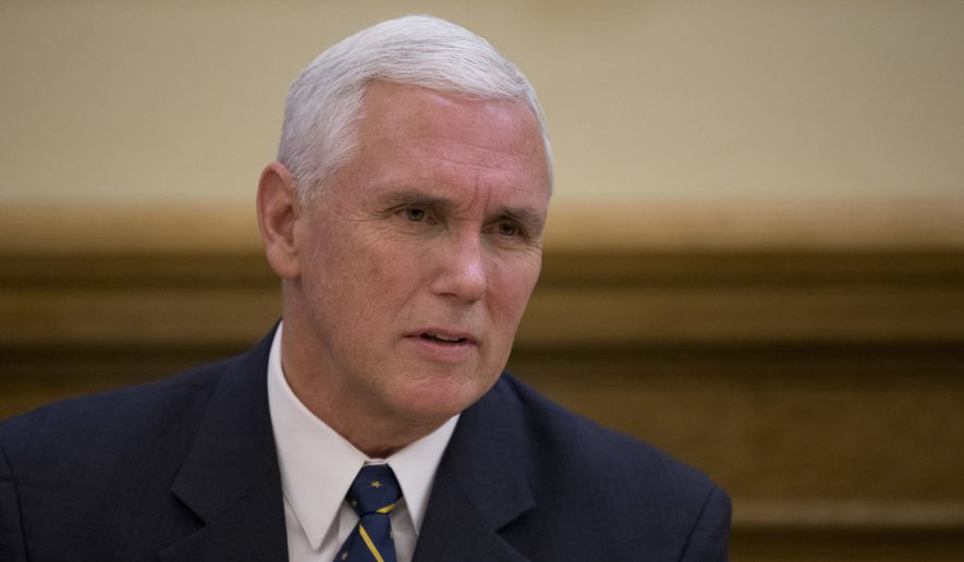 Mike Pence (Associated Press/File)