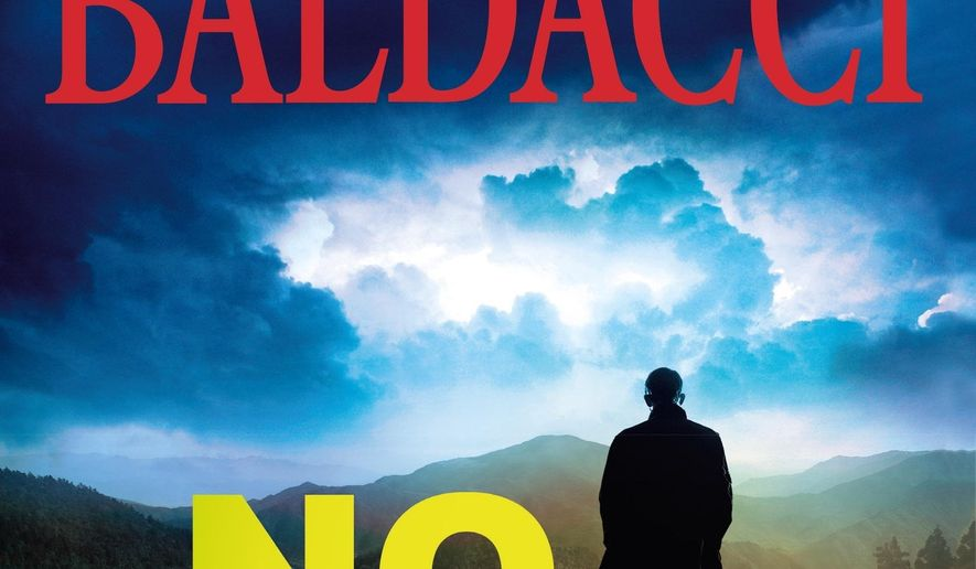 "This cover image released by Grand Central Publishing shows, ""No Man's Land,"" by David Baldacci. (Grand Central via AP)"