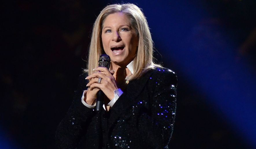 "Barbra Streisand is championing a White House ""We the People"" petition calling on President Obama appoint Merrick Garland without the confirmation of the Senate, which is controlled by Republicans. (Associated Press)"