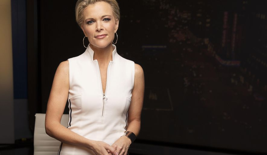 """FILE - In this May 5, 2016 file photo, Megyn Kelly poses for a portrait in New York. In a new book, Kelly says Donald Trump tried unsuccessfully to give her a free hotel stay as part of what she called his pattern of trying to influence news coverage of his presidential campaign. In """"Settle for More,"""" to be released Tuesday, Nov. 15, 2016, Kelly also said Trump may have gotten a pre-debate tip about her first question, in which she confronted him with his critical comments about women. (Photo by Victoria Will/Invision/AP, File)"""