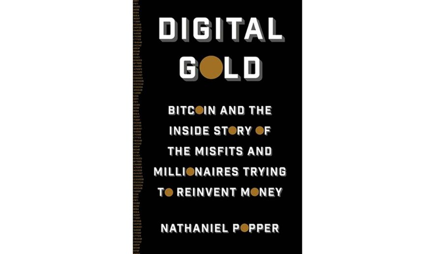 BOOK REVIEW Blockchain Revolution And Digital Gold