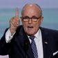 Rudy Giuliani (Associated Press) ** FILE **