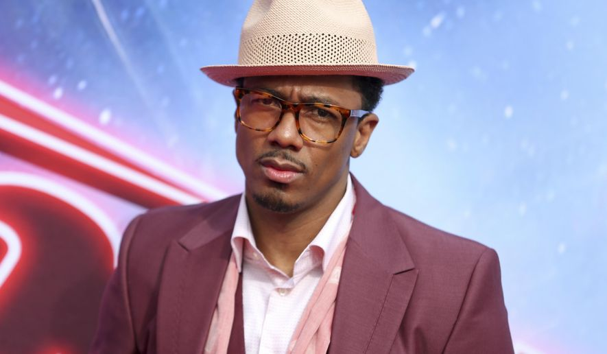 "In this March 3, 2016 file photo, Nick Cannon arrives at the ""America's Got Talent"" Season 11 Red Carpet Kickoff at the Pasadena Civic Auditorium in Pasadena, Calif. (Photo by Rich Fury/Invision/AP, File)"