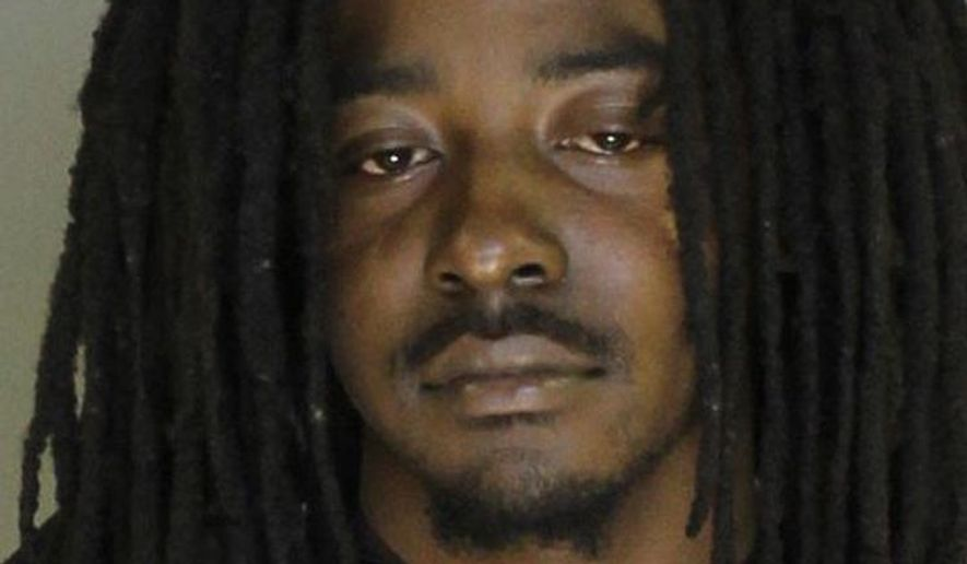 This undated photo provided by Sumter County Sheriff's Office shows Dontrell Montese Carter. A fugitive accused of attempting to murder police officers fatally shot a deputy U.S. marshal trying to arrest him Friday, Nov. 18, 2016, in southeast Georgia, where other law officers returned fire and killed the suspect, federal authorities said. The slain suspect was identified as Dontrell Montese Carter, who was wanted in Sumter County, S.C., since September on charges of attempted murder of police officers, domestic violence and illegally discharging a weapon, the Marshals Service said in a news release. (Sumter County Sheriff's Office via AP)