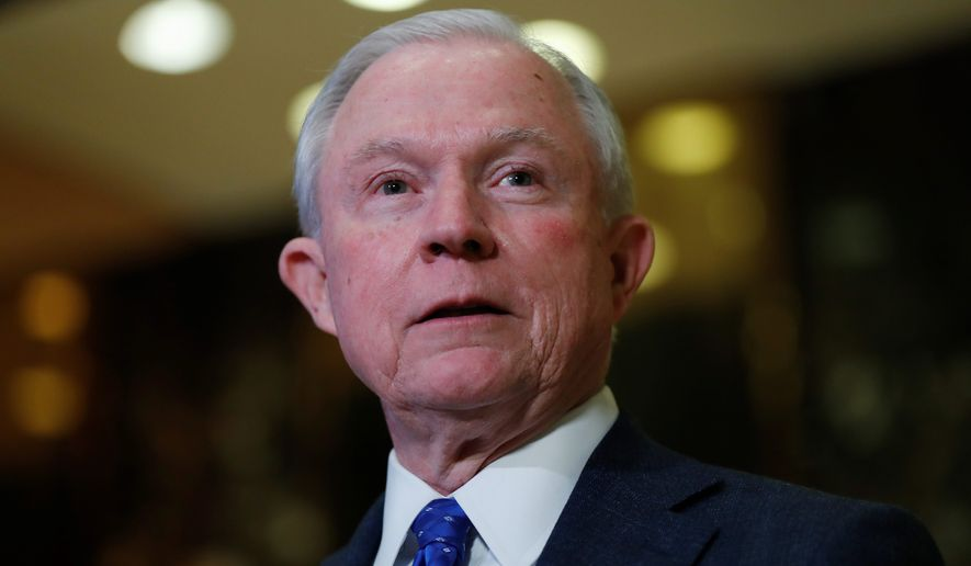 If he becomes attorney general, Sen. Jeff Sessions plans to steer immigration policy away from the Obama administration's policies. (Associated Press)