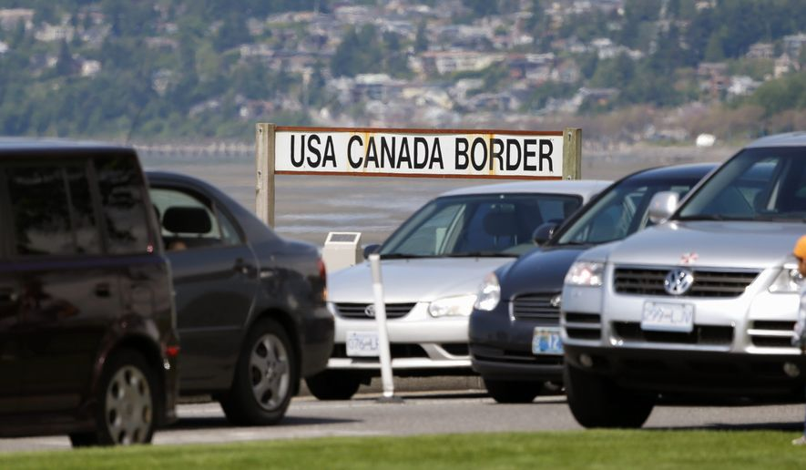 Disgruntled Americans want to move to Canada after Donald Trump's election as president, but doing so is more difficult than many realize. (Associated Press)
