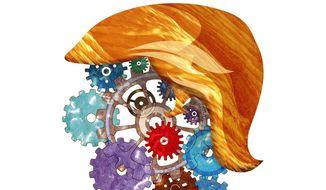 Trump's Big Agenda Illustration by Greg Groesch/The Washington Times