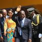 Congolese President Joseph Kabila is accused of slow-walking the election process to keep his hold on power. (Associated Press/File)