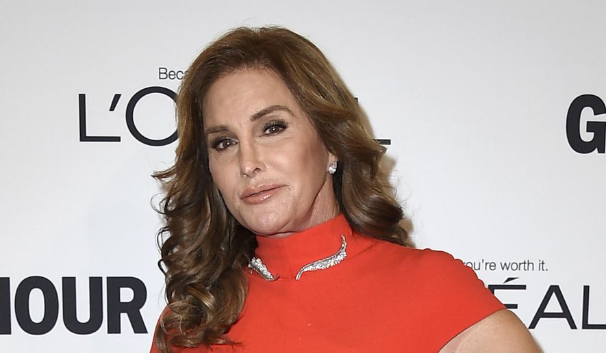 In this Nov. 14, 2016, file photo, Caitlyn Jenner arrives at the Glamour Women of the Year Awards in Los Angeles. (Photo by Jordan Strauss/Invision/AP, File) **FILE**