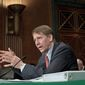 Consumer Financial Protection Bureau Director Richard Cordray. (Associated Press) ** FILE **