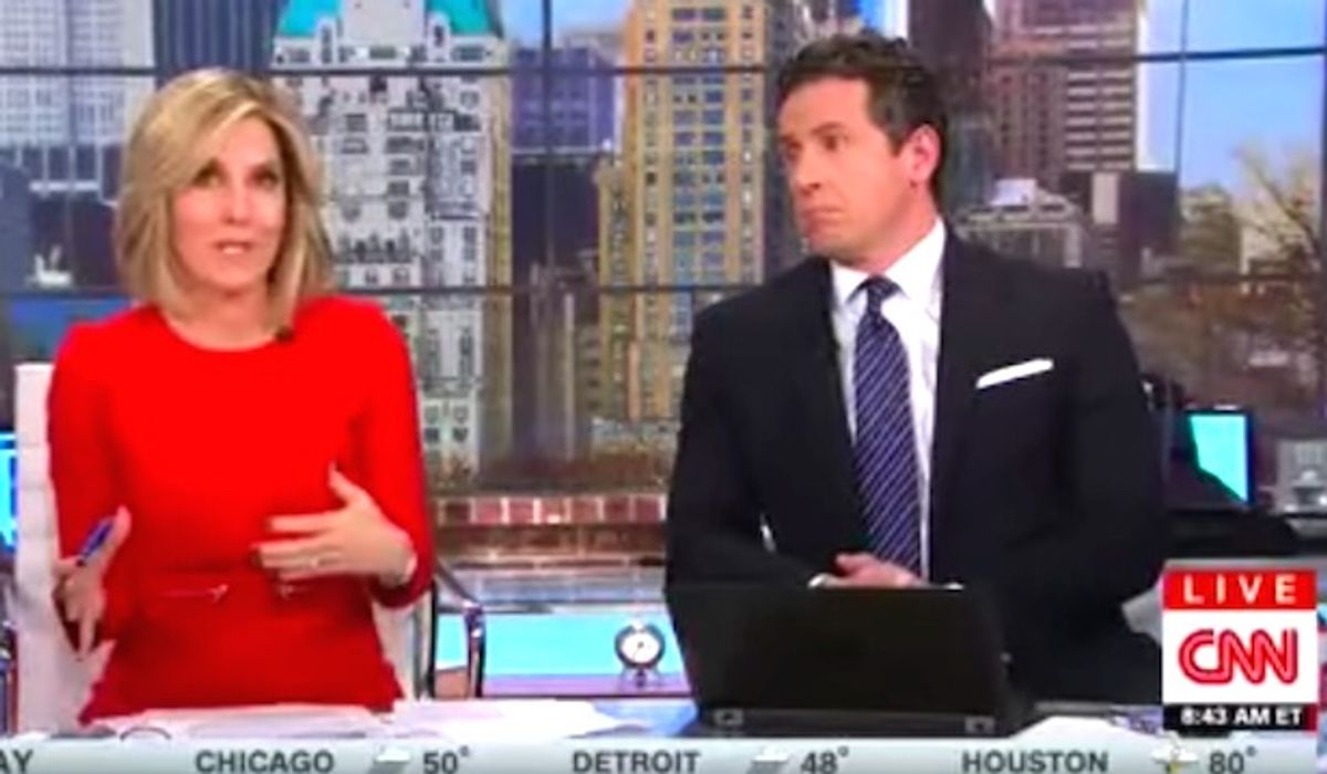 Alisyn Camerota, CNN host, suggests Americans wear hijabs to show ...