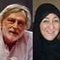Dr. Gino Strada, who has provided medical and surgical care in 17 African and Middle Eastern nations for a quarter-century, and Sakena Yacoobi, who established multiple refugee-educational programs against considerable odds in Afghanistan, were named as co-recipients of the 2nd annual Sunhak Peace Price.