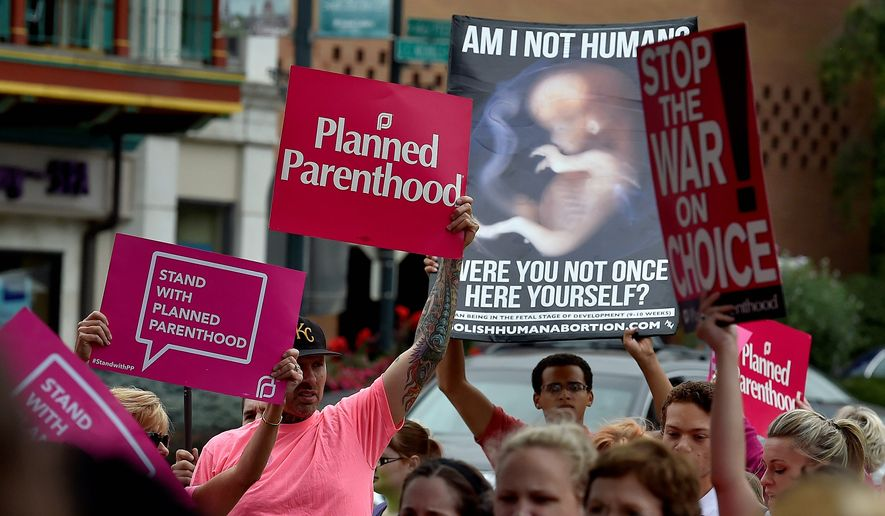 Planned Parenthood has filed lawsuits in North Carolina, Missouri and Alaska challenging laws that it views as unconstitutional restrictions on abortion rights. (Associated Press)
