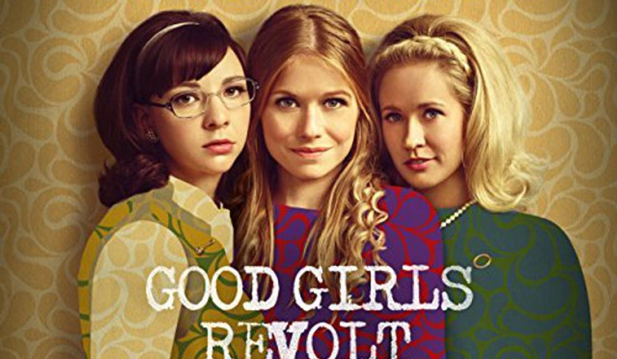 """Good Girls Revolt,"" a drama set in the late 1960s at a fictional news magazine, was canceled by Amazon Studios on Friday, Dec. 2, 2016. The series, based on a 2012 memoir from a former Newsweek writer, debuted in late October 2016. Image via Amazon.com"