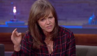 Oscar-winning actress Sally Field said she has finally decided to join Twitter in order to better understand how the American people could elect a man like Donald Trump. (Netflix/Chelsea)