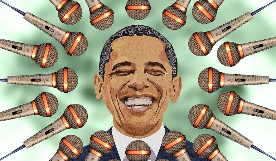 Champion of 'Worst Former President' Competition Illustration by Greg Groesch/The Washington Times