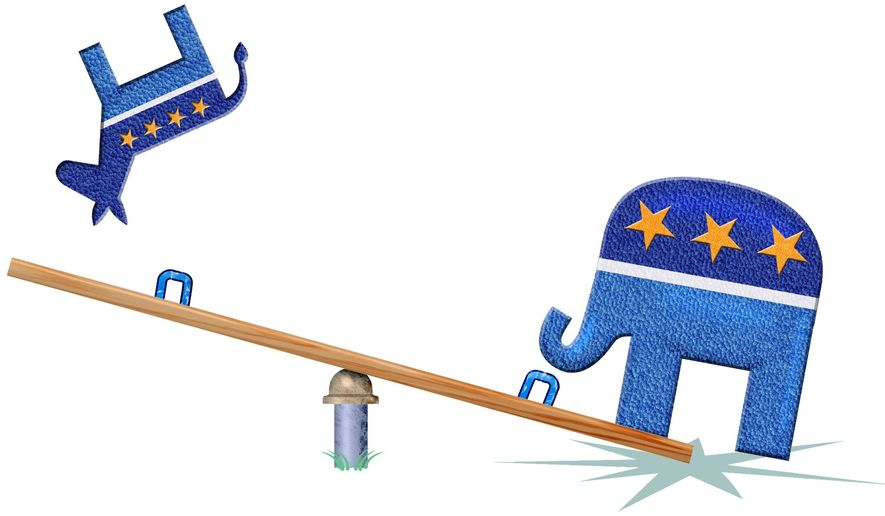 Europe's Recent Elections Illustration by Greg Groesch/The Washington Times