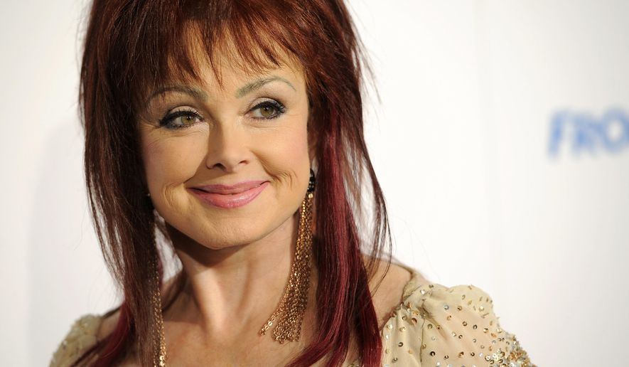 "FILE - In this Oct. 6, 2012, file photo, Naomi Judd poses at the Hero Dog Awards at the Beverly Hilton Hotel in Beverly Hills, Calif. Judd told ""Good Morning America"" in an interview broadcast Tuesday, Dec. 6, 2016, that she has been diagnosed with severe depression and spent time in psychiatric hospitals. (Photo by Chris Pizzello/Invision/AP, File)"