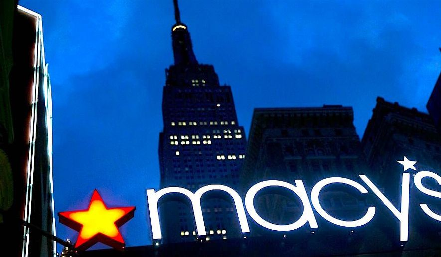 Macy's will no longer donate money to Planned Parenthood following complaints from conservative and pro-life customers. (Associated Press)