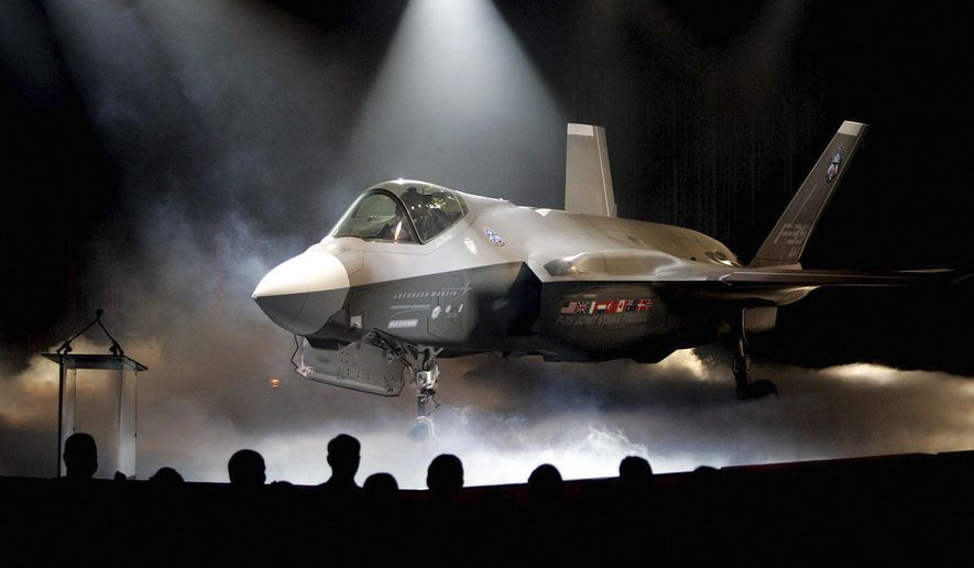 The Lockheed Martin F-35 Joint Strike Fighter was supposed to be the replacement plane for all of the services, but it has faced massive cost overruns, delayed schedules and production problems. President-elect Donald Trump said Thursday he had pressured Lockheed's CEO to lower the price of the next-generation fighter jet. (Associated Press/File)