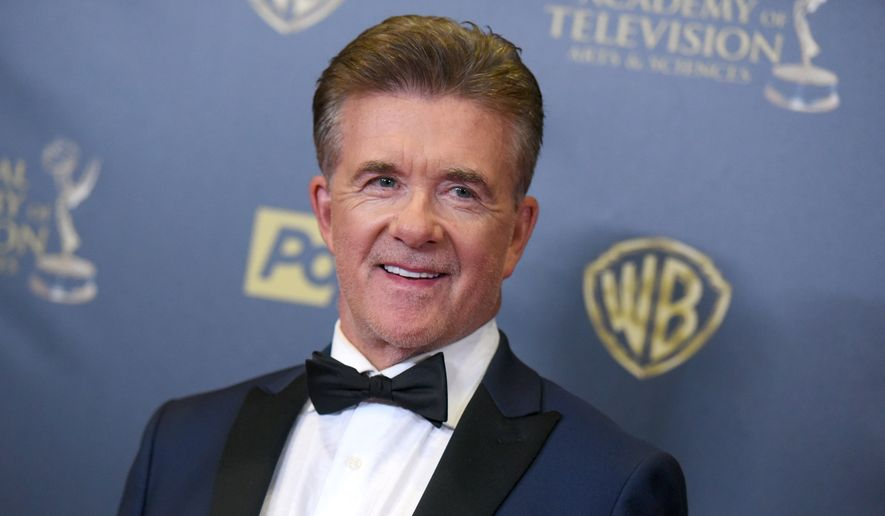 Alan Thicke (Associated Press)