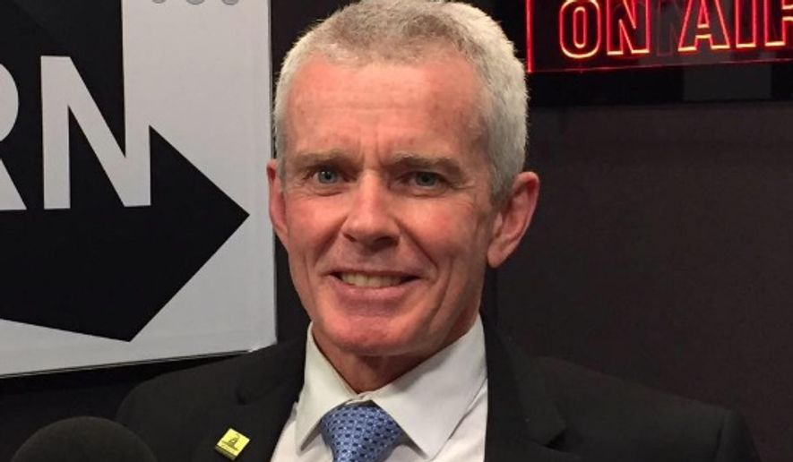 Newly elected Australian Sen. Malcolm Roberts. (Image: Screen grab from Malcolm Roberts' Facebook page)