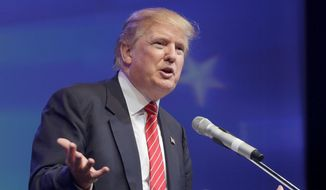 President-elect Donald Trump. (Associated Press)