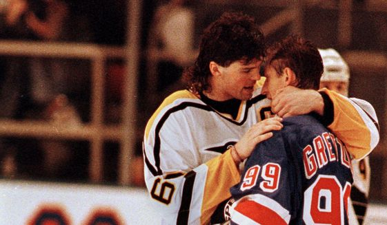 Jaromir Jagr's next point will be the 1,888th of his career and give him sole possession of second place on the all-time NHL scoring list. He would trail only Wayne Gretzky's 2,857 total. (Associated Press)