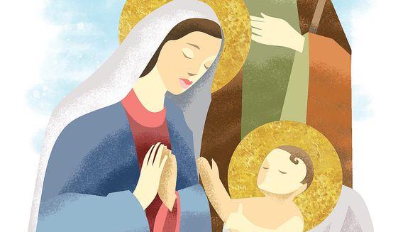 Christmas Illustration by Linas Garsys/The Washington Times