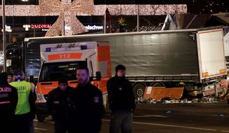 Before the deadly terrorist attack in Berlin on Monday, U.S. intelligence agencies had issued warnings to their counterparts in Europe and Asia about Islamic State threats to launch Christmas-related killing sprees. (Associated Press)