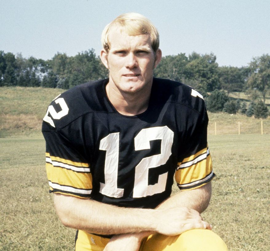 13. Terry Bradshaw Played For 14 Seasons With Pittsburgh