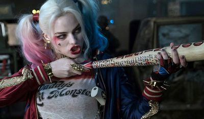 "Margot Robbie stars as Harley Quinn in ""Suicide Squad: Extended Cut,"" now available on 4K Ultra HD from Warner Bros. Home Entertainment."