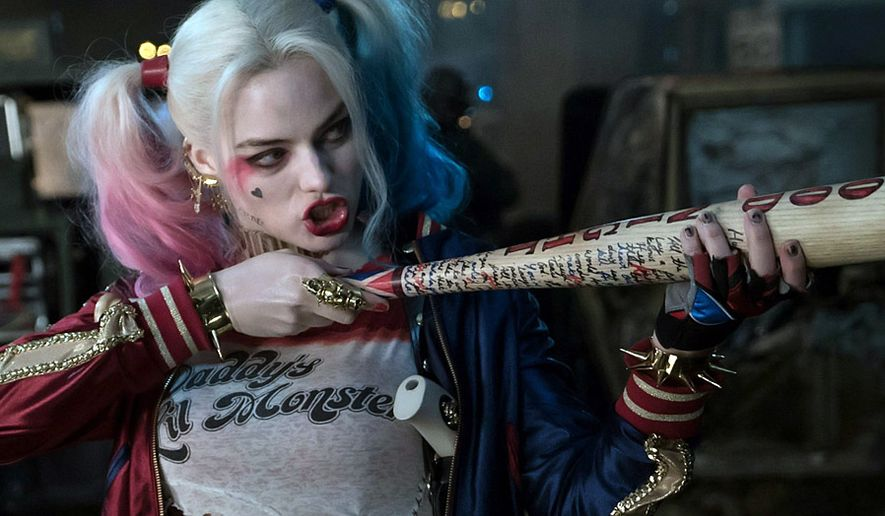 """Margot Robbie stars as Harley Quinn in """"Suicide Squad: Extended Cut,"""" now available on 4K Ultra HD from Warner Bros. Home Entertainment."""