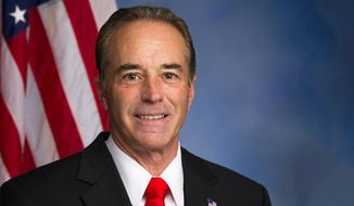 Rep. Chris Collins of New York. ** FILE **