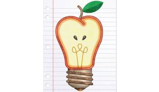 Education Innovation Illustration by Greg Groesch/The Washington Times