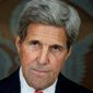 Secretary of State John Kerry (Associated Press)