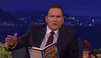 Norm MacDonald (YouTube/@Team Coco)