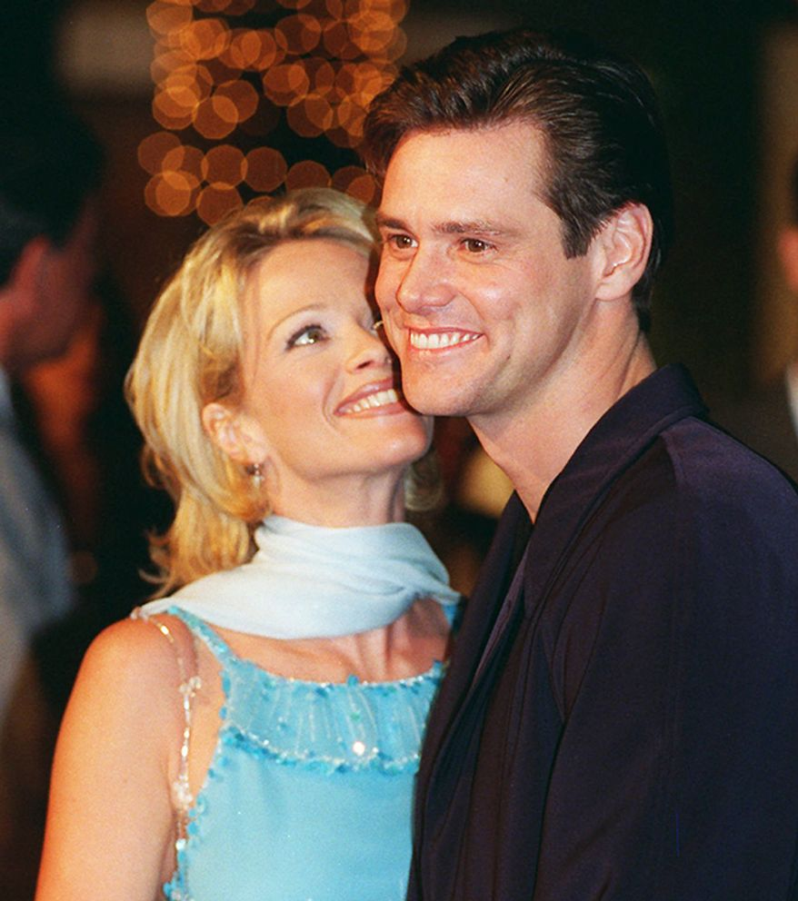 Jim Carrey married his Dumb and Dumber co-star Lauren Holly, on September 23, 1996; the marriage lasted less than a year