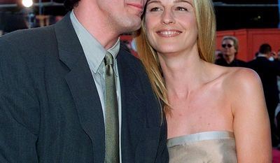 Helen Hunt started dating actor Hank Azaria in 1994 and they married in 1999, only to divorce 17 months later.