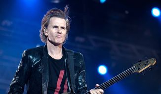 John Taylor of Duran Duran.  (The Fix)