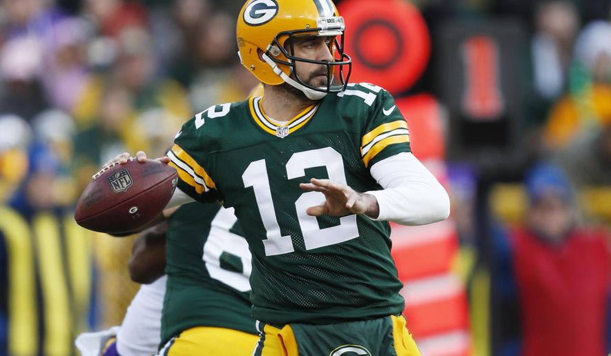 478f98d0c Down to the wire  Lions-Packers will decide NFC North - Washington Times