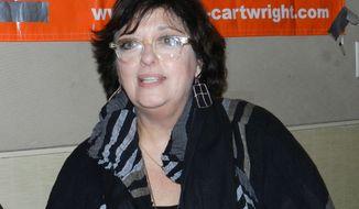 Angela Cartwright.  (Dave Kapp)